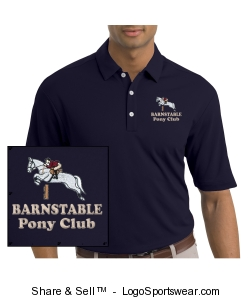 BPC Men's Polo Design Zoom